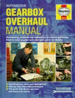 Gearbox Overhaul Manual - Ian Barnes (ISBN 9781859604731)