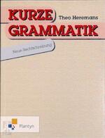 Kurze Grammatik - T. Heremans (ISBN 9789030940784)