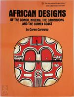 African designes of the Congo - Caren Caraway (ISBN 9780880450935)