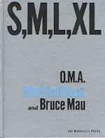 S, M, L, XL - Rem Koolhaas, Bruce Mau (ISBN 9781885254863)