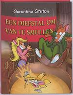 Een diefstal om van te smullen! (36) - Geronimo Stilton