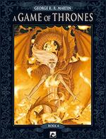 Game of thrones 04. deel 04/12 - george r r Martin (ISBN 9789460781315)