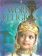The Usborne Encyclopedia of World Religions - Susan Meredith, Clare Hickman, Kirsteen Rogers (ISBN 9780746067093)