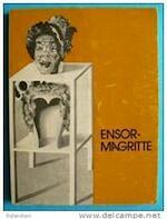Ensor-Magritte - Brussels. Palais des Beaux Arts. Société des Expositions, Koninklijk Museum voor Schone Kunsten (belgium), James Ensor, Palais des beaux-arts (Brussels Belgium), René Magritte
