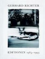 Gerhard Richter, Editionen 1965-1993