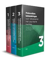 Protocollaire behandelingen - set (ISBN 9789058759313)