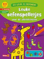 Zo leuk is oefenen! Leuke oefenspelletjes (3-4 j.) - ZNU (ISBN 9789044750058)