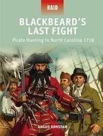 Blackbeard's Last Fight - Angus Konstam (ISBN 9781780961958)