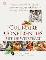 Culinaire confidenties uit de Wetstraat