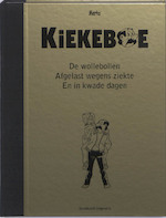 Kiekeboe - Merho (ISBN 9789002238185)