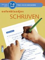 Oefenblaadjes schrijven 7-8 jaar