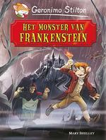 Het monster van Frankenstein - Geronimo Stilton (ISBN 9789085922827)