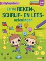 Oefen je slim! Eerste reken-, schrijf-, en leesoefeningen (5-6 j.) - ZNU (ISBN 9789044746129)