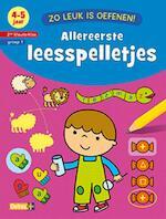 Zo leuk is oefenen! Allereerste leesspelletjes (4-5 j.) - ZNU (ISBN 9789044746174)