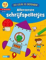 Zo leuk is oefenen! Allereerste schrijfspelletjes (4-5 j.) - ZNU (ISBN 9789044746167)