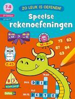 Zo leuk is oefenen! Speelse rekenoefeningen (7-8 j.) - ZNU (ISBN 9789044746242)