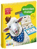 MAAN ROOS VIS WOORDENMAKER (ISBN 9789048733705)