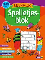 Leerrijk spelletjesblok (8-10 j.) - ZNU (ISBN 9789044751017)