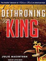 Dethroning the King - Julie Macintosh (ISBN 9781452603544)