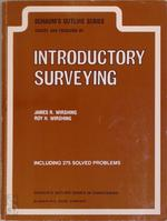 Introductory Surveying - James R. Wirshing, Roy H. Wirshing (ISBN 9780070711242)