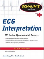 Schaum's Outline of ECG Interpretation - James Keogh (ISBN 9780071736480)