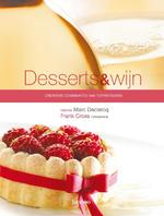 Desserts & wijn - MArc Declercq (ISBN 9789020973495)