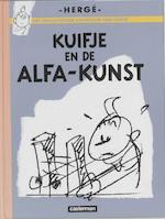 Kuifje en de Alfa-kunst - Hergé, R. van de Weijer (ISBN 9789030328032)
