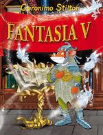 Fantasia V - Geronimo Stilton (ISBN 9789054616412)