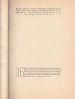Les formules d'une esthétique moderne - Henry VAN DE Velde
