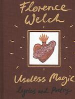 Useless Magic - Florence Welch (ISBN 9780241347935)