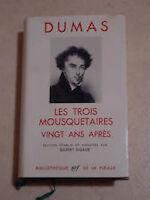 Les trois mousquetaires, vingt ans après - Alexandre Dumas