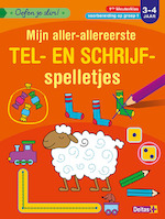 Oefen je slim! Mijn aller-allereerste tel- en schrijfspelletjes (3-4 j.) - ZNU (ISBN 9789044750065)