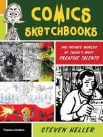 Comics Sketchbooks - Steven Heller (ISBN 9780500289945)