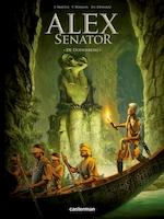 Alex Senator 6 - J. Martin, V. Mangin, Th. Démarez (ISBN 9030372478)
