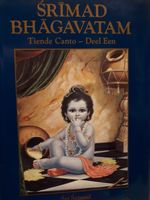 Srimad Bhagavatam Tiende Canto - Deel Een - Bhaktivedanta Prabhupada (ISBN 9789070742270)