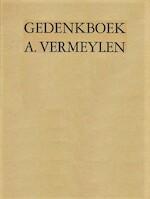 Gedenkboek A. Vermeylen - Herman Teirlinck