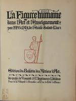 La figure humaine dans l'art et l'enseignement - De L'école Saint-Luc