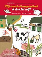 Mijn eerste dierengroeiboek / Boerderij de Bonte Bende - Inge Bergh (ISBN 9789059082908)