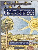 Het mysterie van je geboortedag - Gary Goldschneider, Amp, Joost Elffers (ISBN 9789023010005)