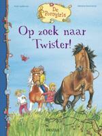 De Ponygirls / Op zoek naar Twister! - Ruth Gellersen, Melanie Brockamp (ISBN 9789044728453)