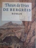 De bergreis - Theun de Vries (ISBN 9789021486741)