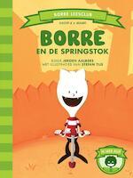 Borre en de springstok - Jeroen Aalbers (ISBN 9789089220929)