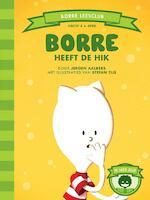 Borre heeft de hik - Jeroen Aalbers (ISBN 9789089220943)