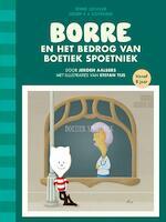 Borre en het bedrog van Boetiek Spoetniek - Jeroen Aalbers (ISBN 9789089221100)