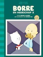 Borre en Heerschap X - Jeroen Aalbers (ISBN 9789089221223)