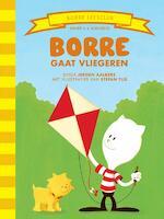Borre gaat vliegeren - Jeroen Aalbers (ISBN 9789089220028)