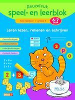 leren lezen, rekenen en schrijven 6-7 jaar