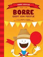Borre geeft een feestje - Jeroen Aalbers (ISBN 9789089220462)