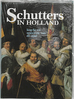 Schutters in Holland - M. Carasso - Kok, J. Levy - Van Halm (ISBN 9789066301191)