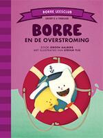 Borre en de overstroming - Jeroen Aalbers (ISBN 9789089223081)
